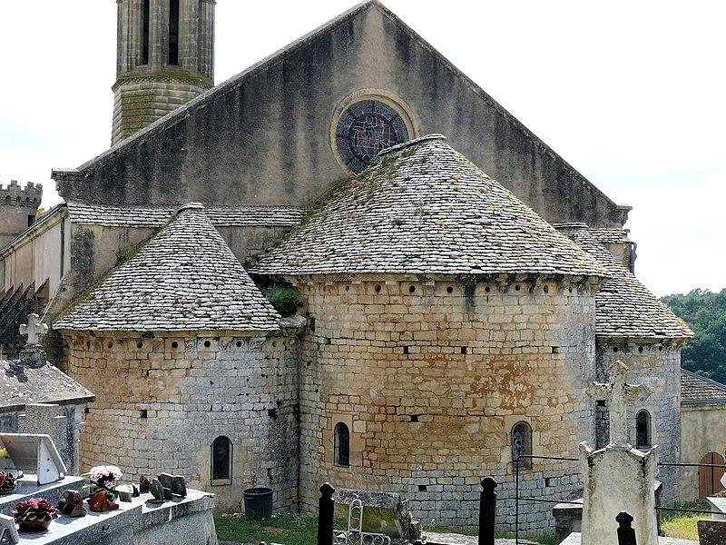 Photo du Monument Historique Eglise Saint-Martin situé à Cuzorn