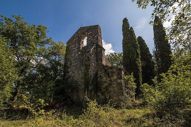 Photo du Monument Historique Eglise Saint-Cyprien situé à Dolmayrac