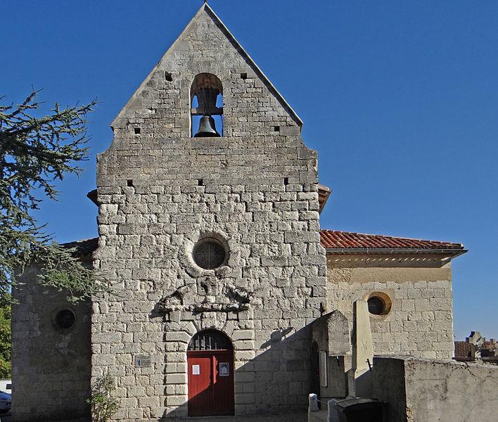 Photo du Monument Historique Eglise Saint-Jean de Monbran situé à Foulayronnes