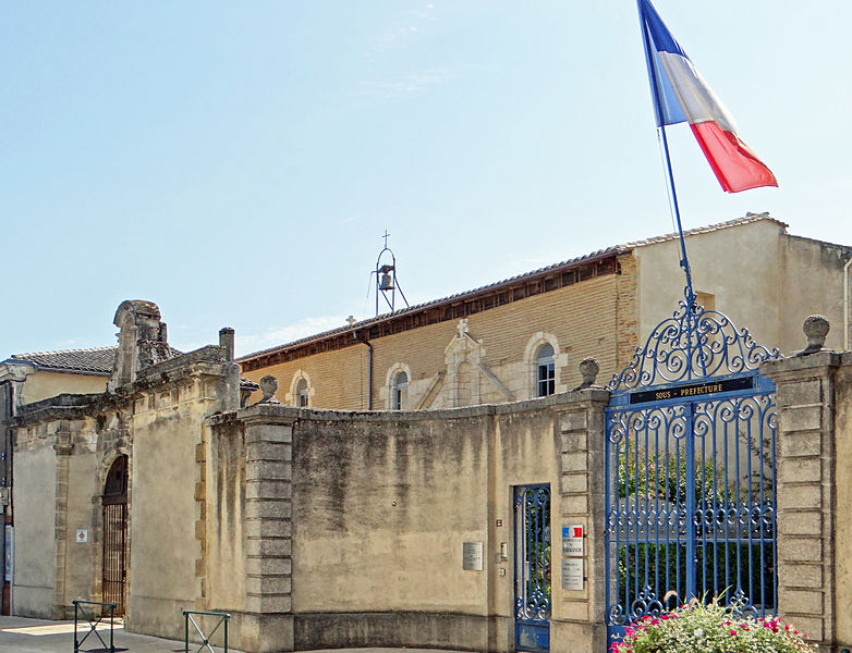 Photo du Monument Historique Chapelle Saint-Benoît situé à Marmande