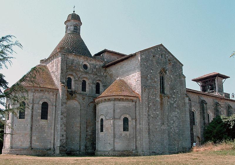 Photo du Monument Historique Eglise Notre-Dame situé à Moirax