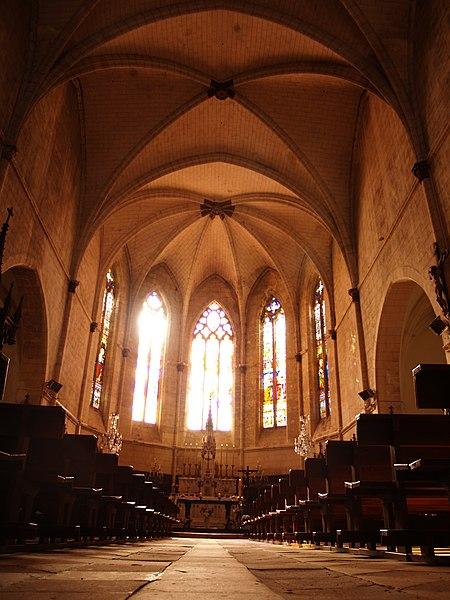 Photo du Monument Historique Eglise Saint-Clair situé à Monclar
