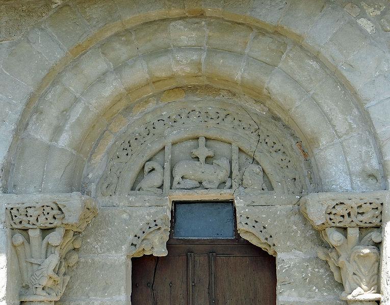 Photo du Monument Historique Eglise Saint-Martin de Cadillac situé à Roumagne