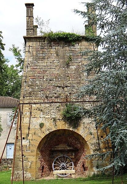 Photo du Monument Historique Forge du Moulinet situé à Saint-Front-sur-Lémance