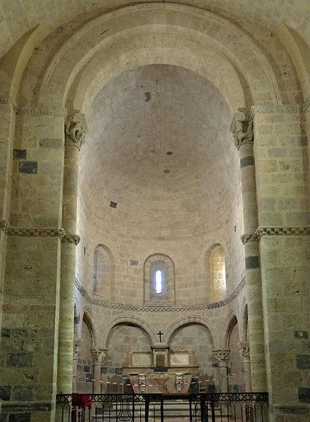 Photo du Monument Historique Eglise Saint-Pierre situé à Saint-Pierre-de-Buzet