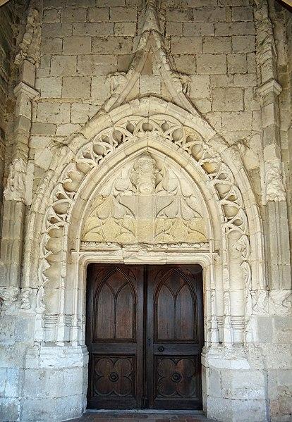 Photo du Monument Historique Eglise Saint-Jean-Baptiste situé à Savignac-sur-Leyze
