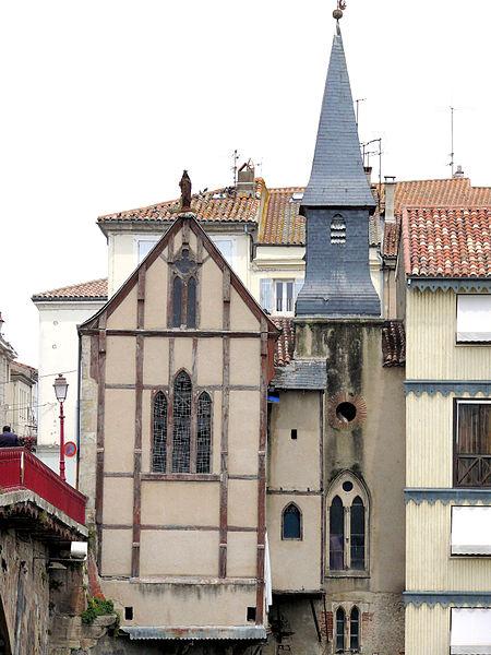 Photo du Monument Historique Chapelle de Notre-Dame de Grâce et de Toute-Joie situé à Villeneuve-sur-Lot