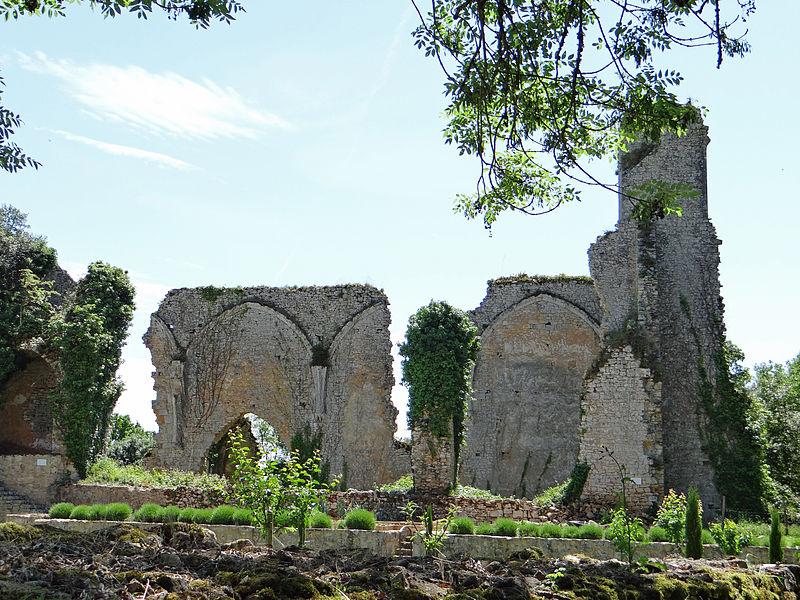 Photo du Monument Historique Ancien prieuré Saint-Sardos de Laurenque situé à Gavaudun
