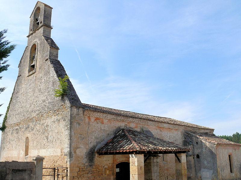 Photo du Monument Historique Eglise de Bonne Nouvelle situé à Paulhiac