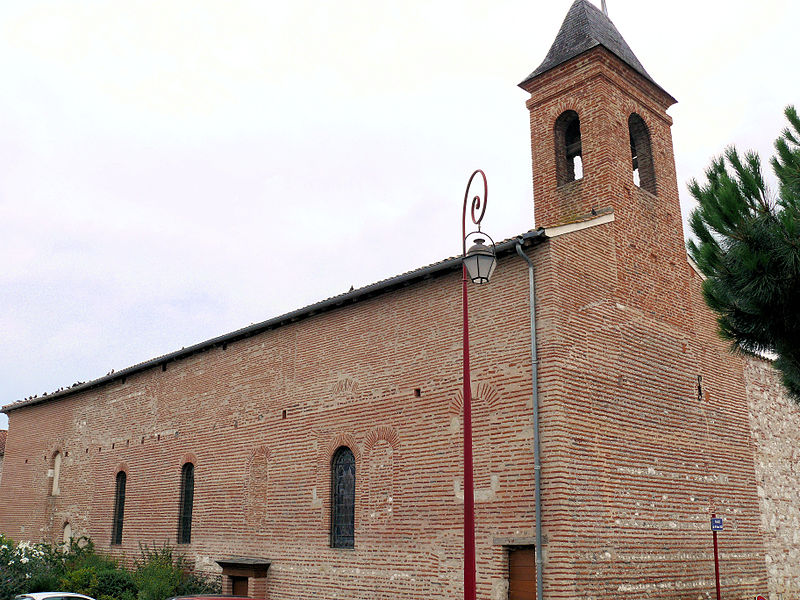 Photo du Monument Historique Ancienne chapelle des Pénitents Blancs situé à Villeneuve-sur-Lot