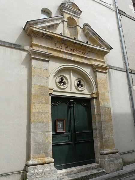 Photo du Monument Historique Eglise du Martrou situé à Agen