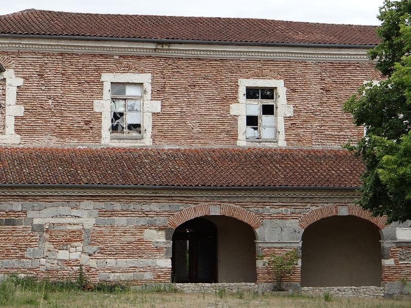 Photo du Monument Historique Ancienne abbaye bénédictine situé à Clairac