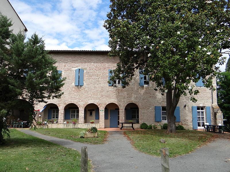Photo du Monument Historique Ancien prieuré fontevriste situé à Fongrave