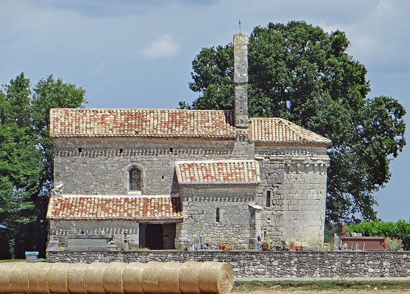 Photo du Monument Historique Eglise Sainte-Foy situé à Blaymont
