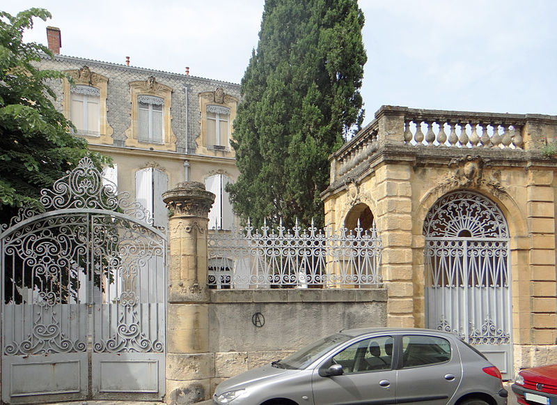 Photo du Monument Historique Ancien hôtel particulier dit Maison Jailles situé à Agen