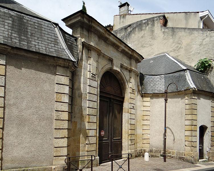 Photo du Monument Historique Hôtel particulier de Saint-Philip ou Saint-Phelip situé à Agen