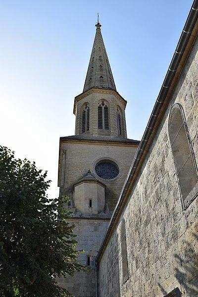 Photo du Monument Historique Eglise Saint-Amand situé à Bruch