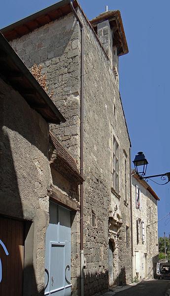Photo du Monument Historique Ancienne mairerie ou maison commune, ancien hôtel de ville situé à Nérac