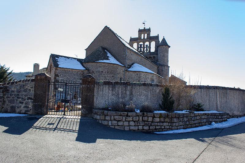 Photo du Monument Historique Eglise Saint-Pierre situé à Allenc