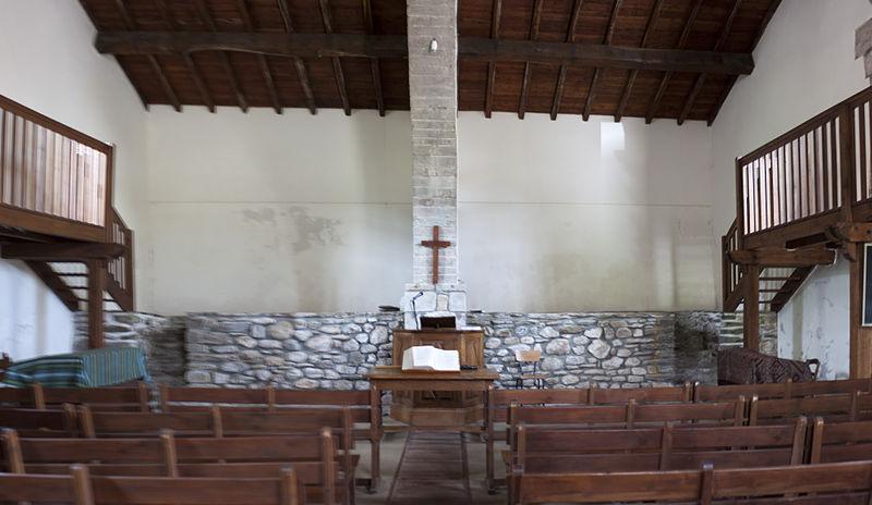 Photo du Monument Historique Temple situé à Le Collet-de-Dèze