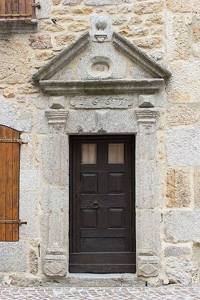Photo du Monument Historique Maison situé à Le Malzieu-Ville