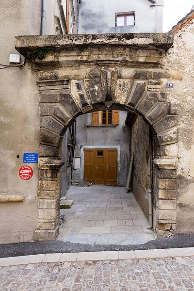 Photo du Monument Historique Maison situé à Mende
