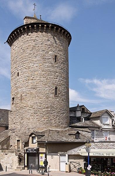 Photo du Monument Historique Tour des Pénitents situé à Mende