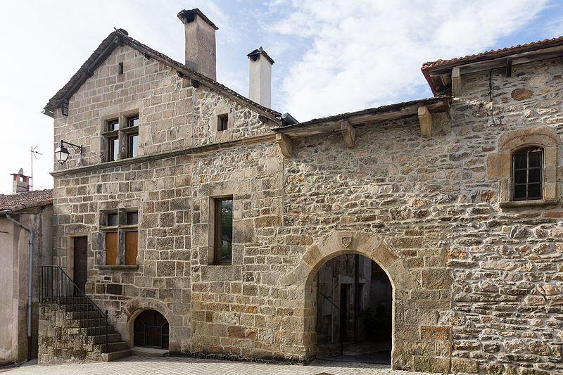 Photo du Monument Historique Maison situé à Prévenchères