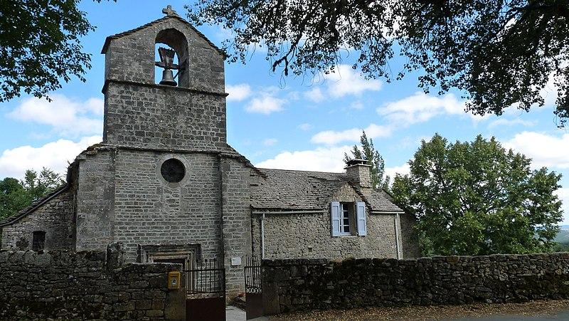 Photo du Monument Historique Eglise paroissiale Saint-Pierre situé à Saint-Pierre-des-Tripiers