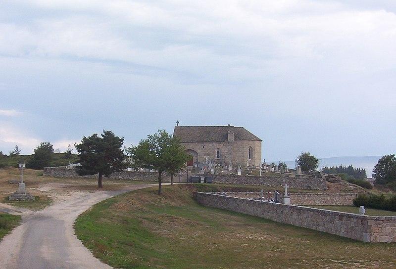 Photo du Monument Historique Ancienne église situé à Saint-Pierre-le-Vieux