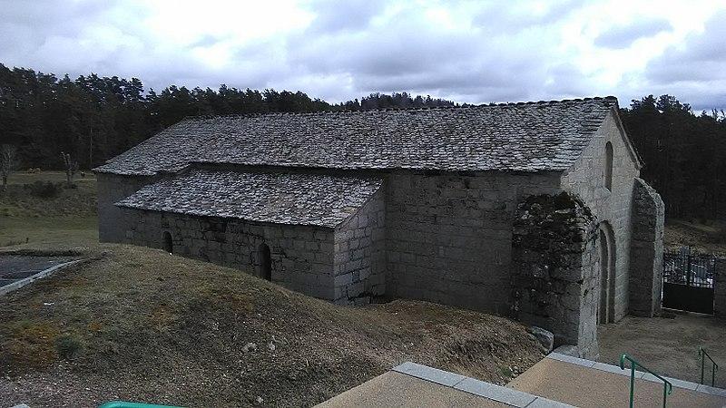 Photo du Monument Historique Eglise Saint-Jean situé à Serverette