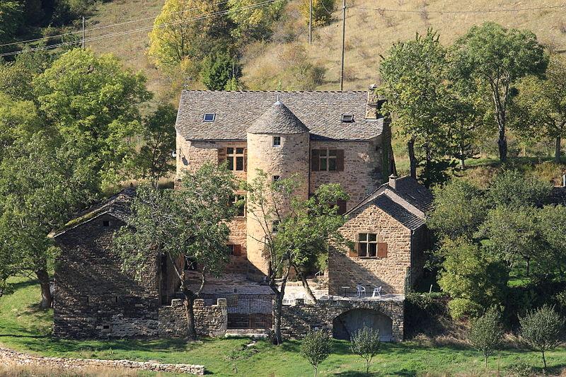 Photo du Monument Historique Domaine rural d'Issenges situé à Bédouès