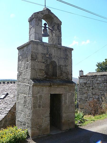 Photo du Monument Historique Clocher de tourmente de Servies situé à Mas-d'Orcières