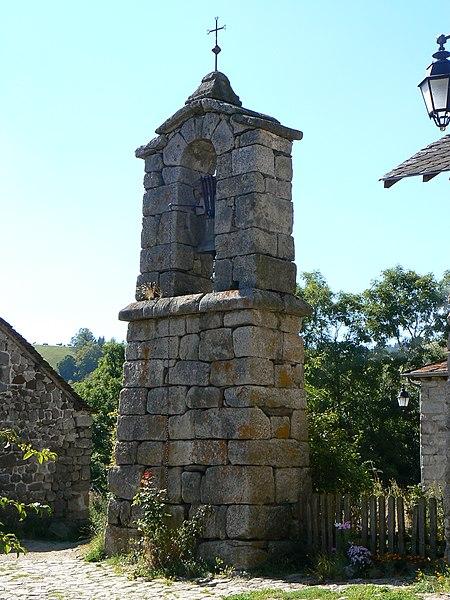 Photo du Monument Historique Clocher de tourmente des Sagnes situé à Saint-Julien-du-Tournel