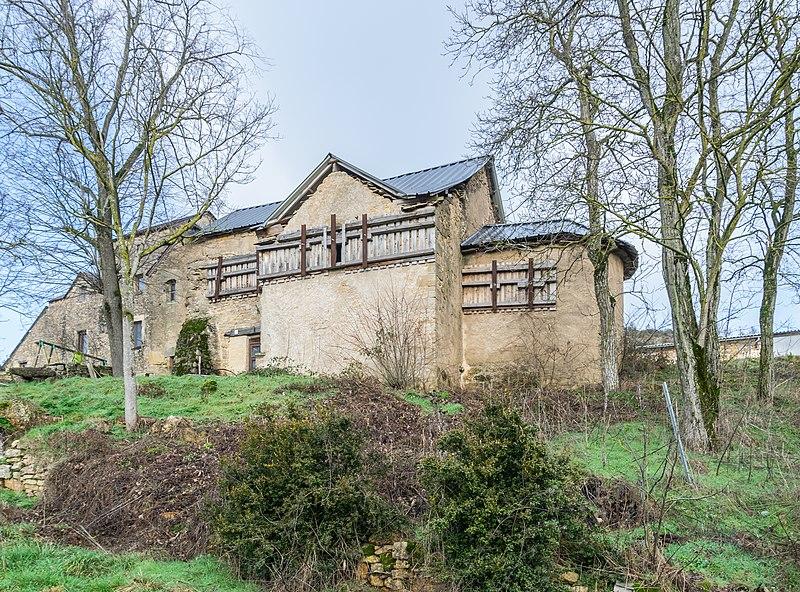 Photo du Monument Historique Ancienne église de Saint-Bonnet situé à Saint-Bonnet-de-Chirac