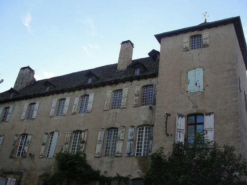 Photo du Monument Historique Domaine de Saint-Lambert situé à Marvejols