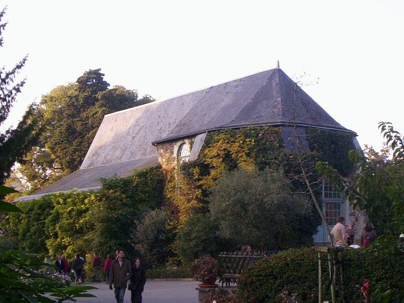 Photo du Monument Historique Eglise Saint-Samson situé à Angers