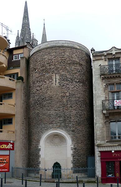 Photo du Monument Historique Ancien évêché ou Palais du Tau situé à Angers