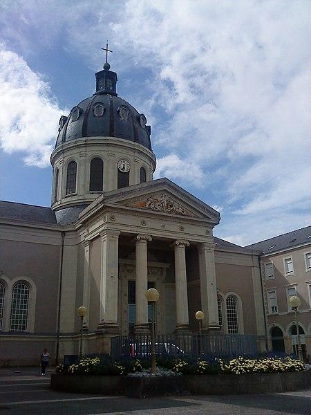 Photo du Monument Historique Hospices d'Angers ou Hôpital Sainte-Marie situé à Angers