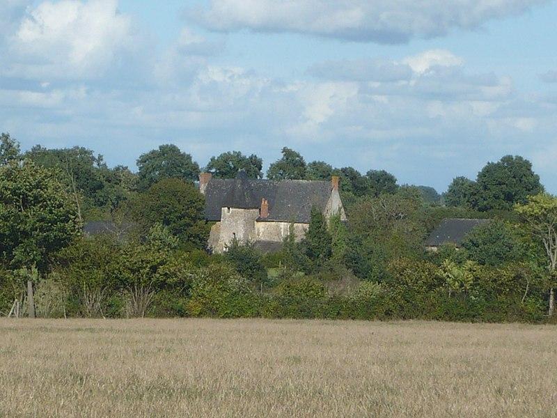 Photo du Monument Historique Manoir Le Grand Rossignol situé à Aviré