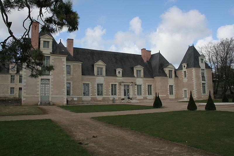 Photo du Monument Historique Château de la Perrière situé à Avrillé