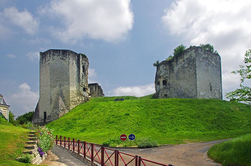 Photo du Monument Historique Château de Beaufort-en-Vallée (ruines) situé à Beaufort-en-Vallée
