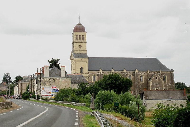 Photo du Monument Historique Eglise situé à La Bohalle