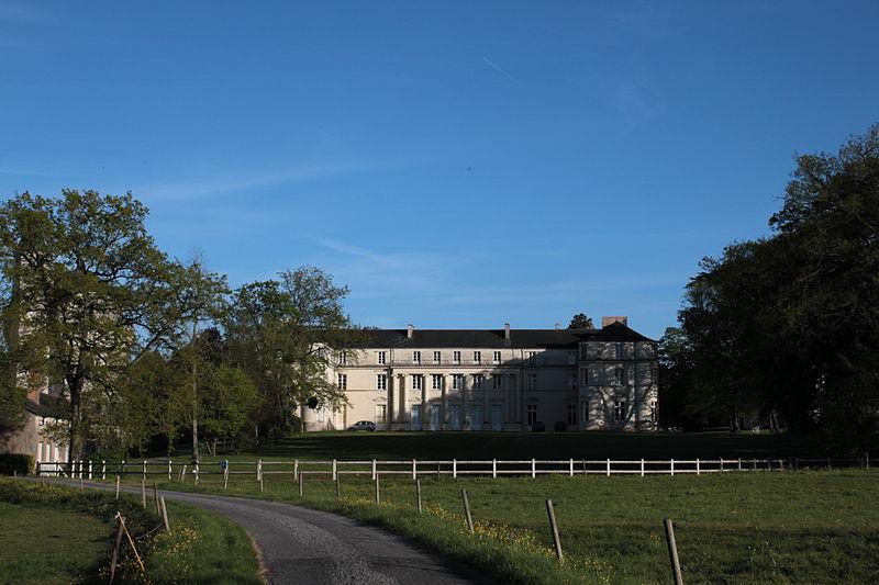 Photo du Monument Historique Château de la Bourgonnière situé à Bouzillé