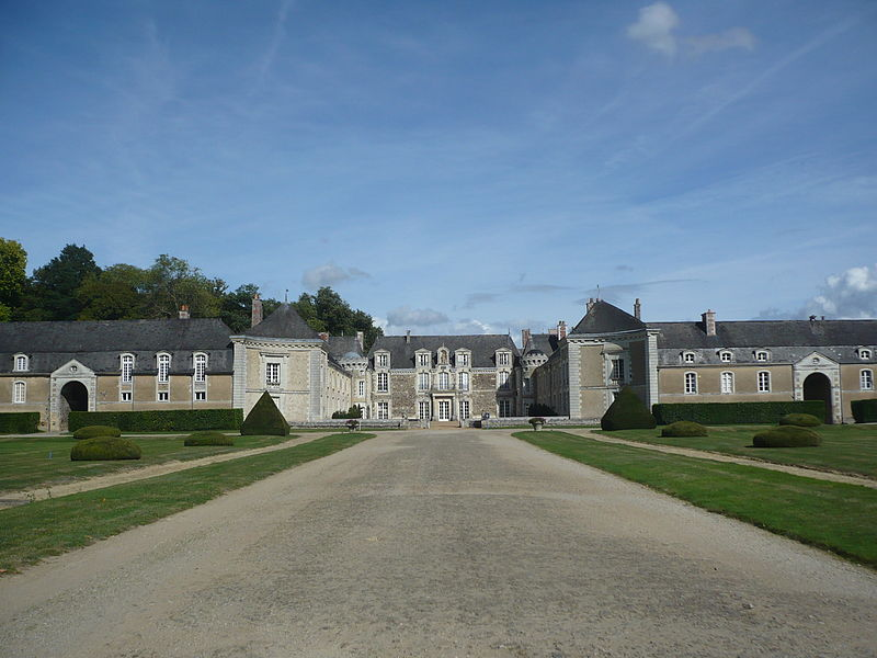 Photo du Monument Historique Château de la Lorie situé à La Chapelle-sur-Oudon
