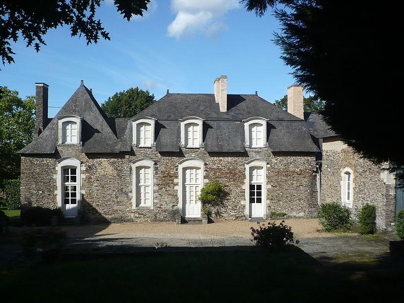Photo du Monument Historique Presbytère situé à La Chapelle-sur-Oudon