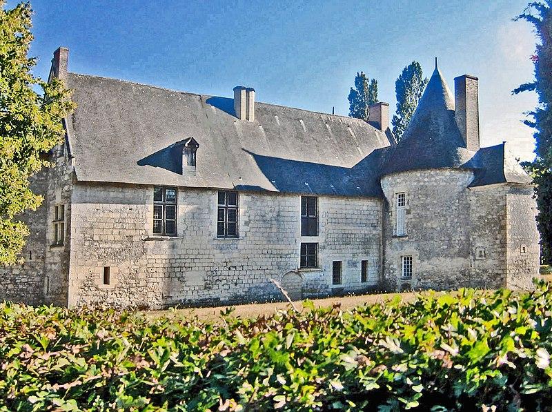 Photo du Monument Historique Château situé à Chartrené
