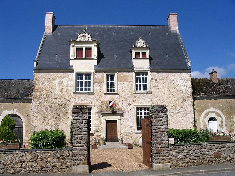Photo du Monument Historique Presbytère situé à Chemiré-sur-Sarthe