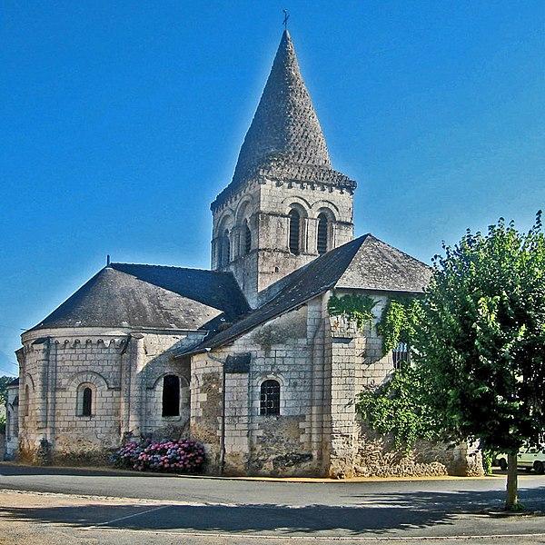Photo du Monument Historique Eglise situé à Cuon
