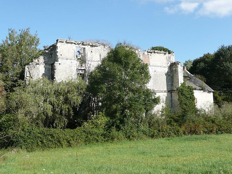 Photo du Monument Historique Manoir de Launay-le-Jeune situé à Dénezé-sous-le-Lude